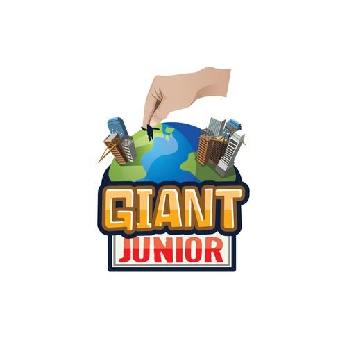 Logo concept for a game