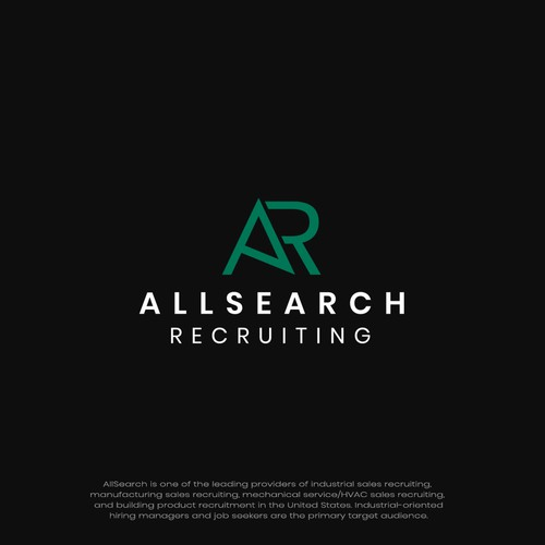 Recruitment Firm Seeking Modern Logo!