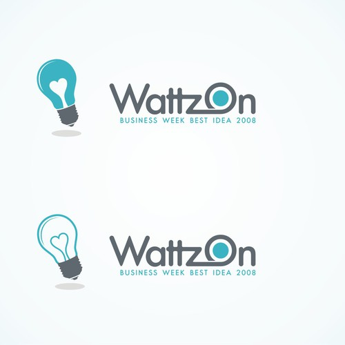 Help WattzOn (BusinessWeek Best Idea 2008) with a new logo