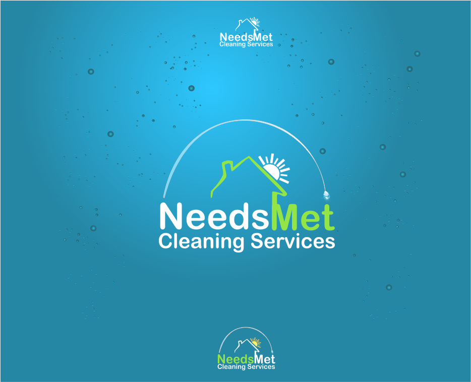 NeedsMet Cleaning Services needs a new logo