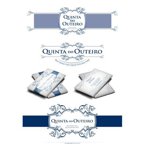Quinta Do Outeiro needs a new logo