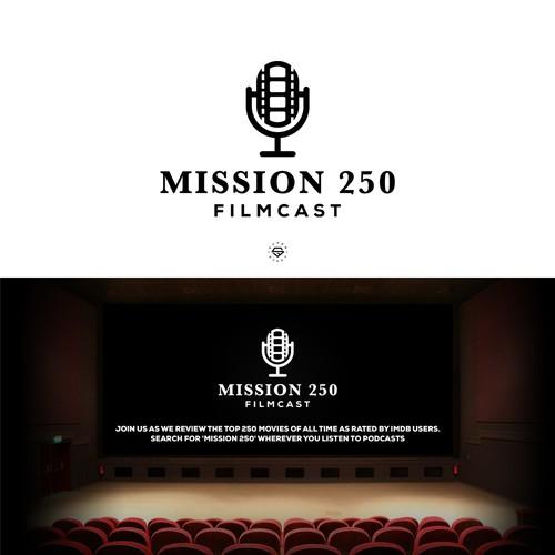 Mission 250 Filmcast Logo