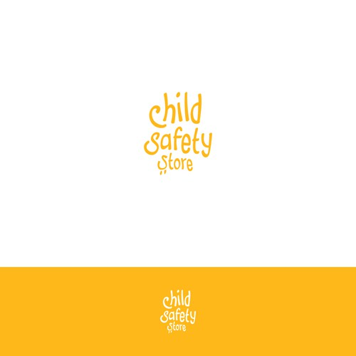 Logo for child safety store