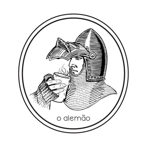 Logo for the coffeeshop