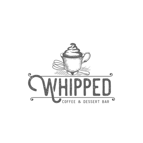 Whipped Coffee & Dessert Bar