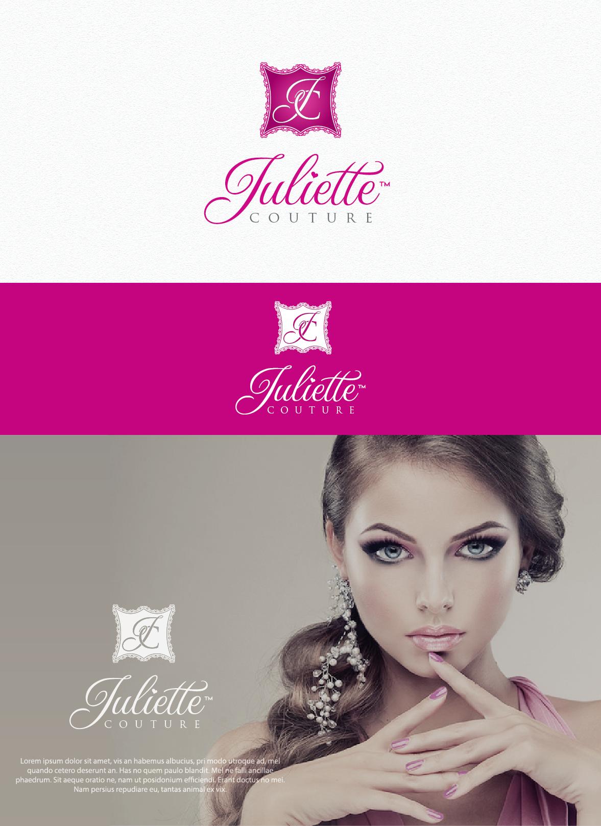 Logo & favicon for Juliette Couture!!