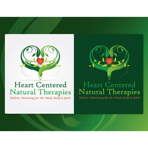 logo for Heart Centred Natural Therapies