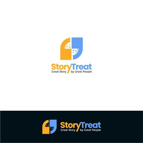 Logo For StoryTreat
