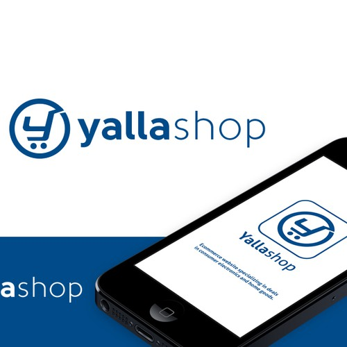 Logo for new ecommerce electronics website in Middle East