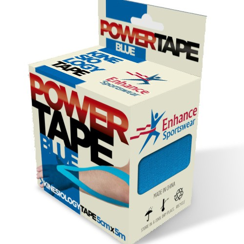 power tape packaging