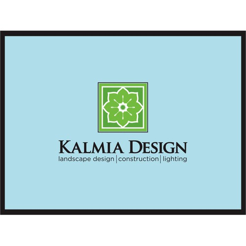 New logo wanted for Kalmia Design