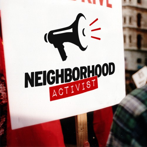 Help Neighbourhood Activist with a new logo