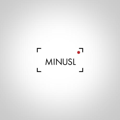 Minus L - Logo