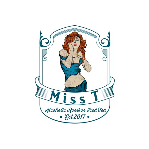 logo for miss alcoholic