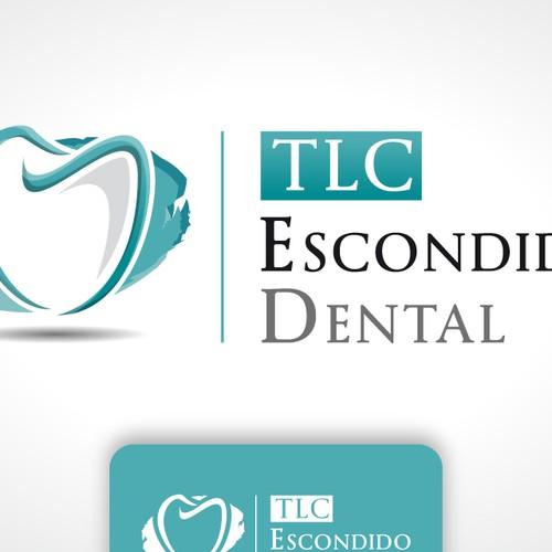 Logo for TLC Escondido Dental