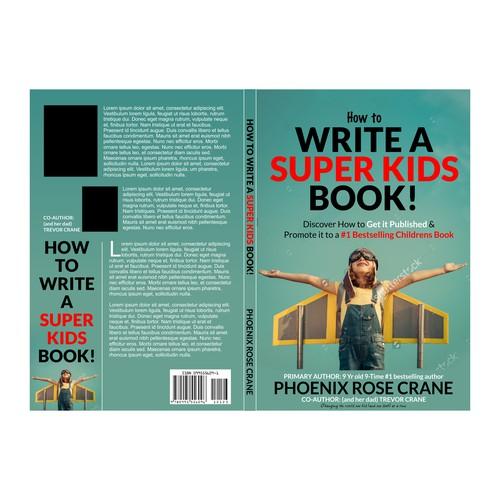 How to write a super kids book