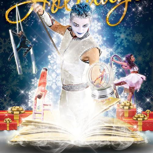 Cirque Holidays poster