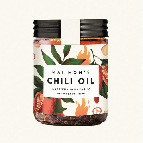 Chili label proposal 🌶