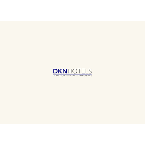 DKN Hotels Logo and Business Card
