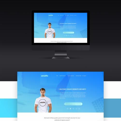 Digital Security Website