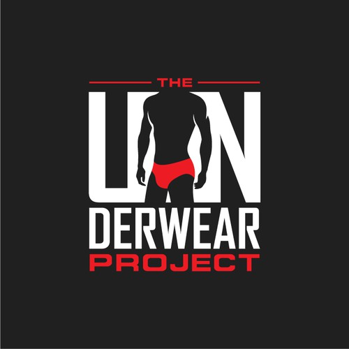 logo design for men's underwear site