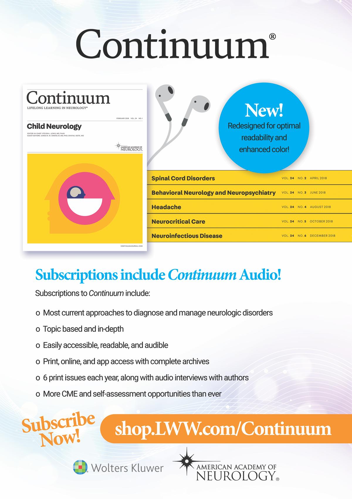 Continuum Filler Ad Update