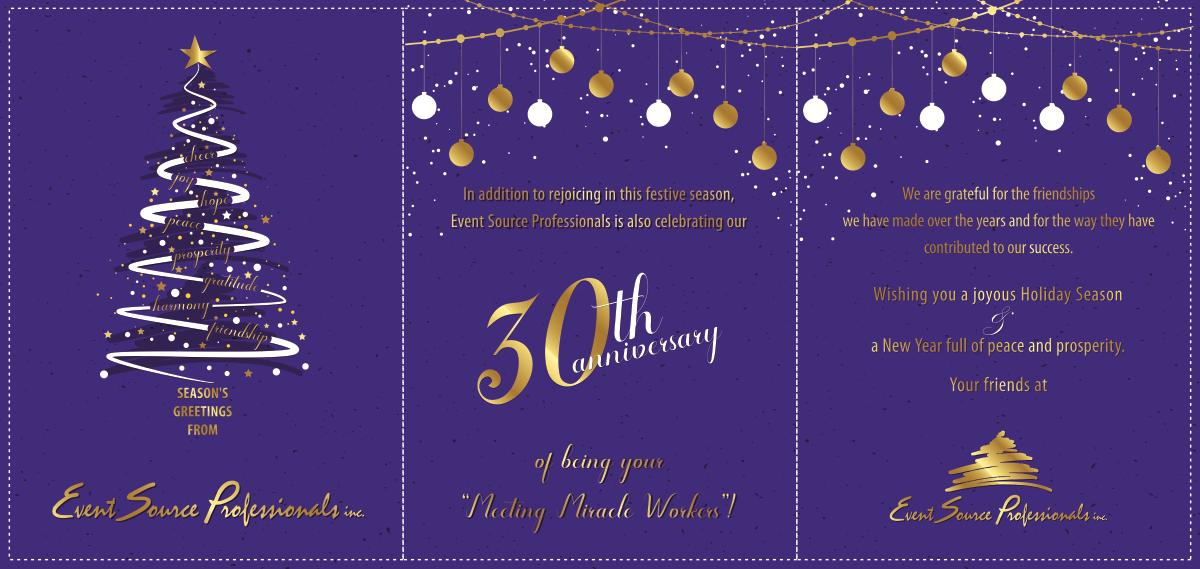 Holiday Card & Evite Design