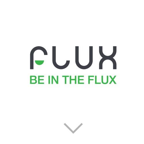 Flux logo exploration