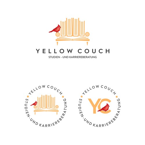 Logo Concept for Yellow Couch
