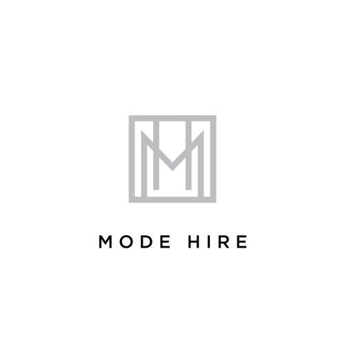 Logo for Mode Hire.