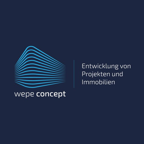 logo and brand identity for wepe concept