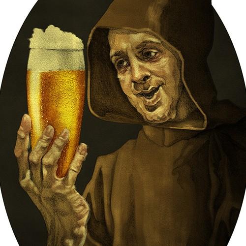 The monk beer