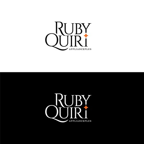 Classy and Timeless logo for Ruby & Quiri