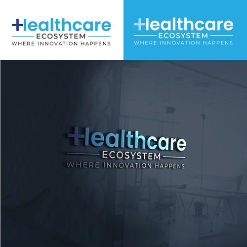 healthcare ecosystem logo.