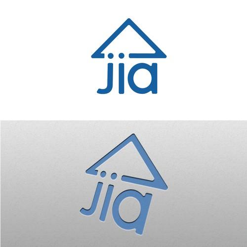 Real estate logo Jia