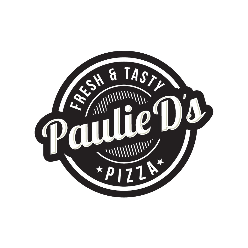 Design a local feel, midwest pizza restaurant logo.