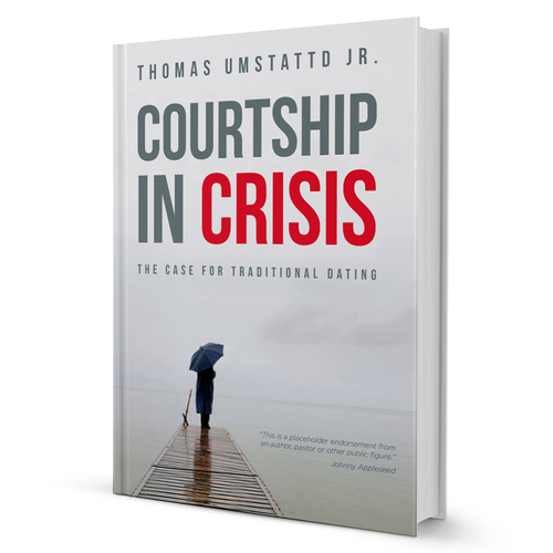 "Book Cover for ""Courtship in Crisis"""