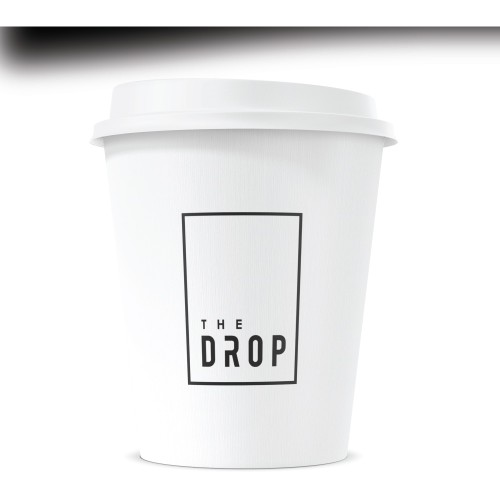 Clean and simple logo for Cafe