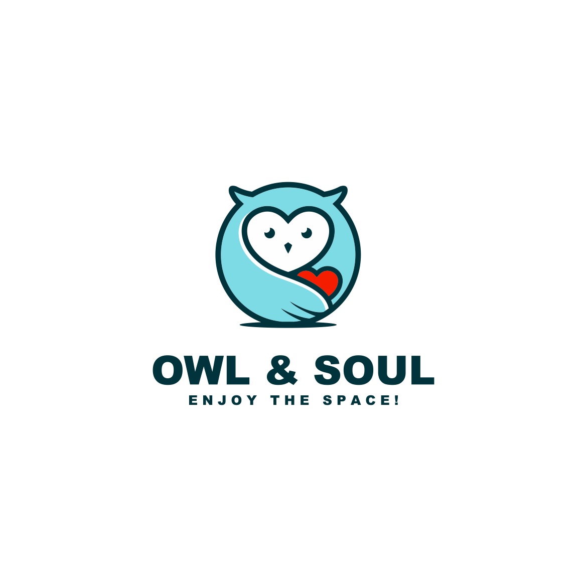 OWL & SOUL a logo for US market. Who is my hero?