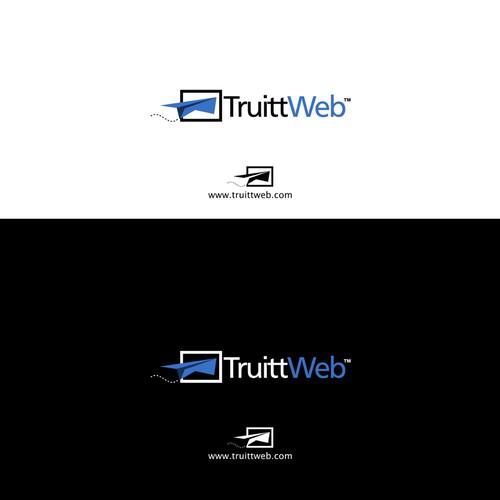 TruittWeb Logo Design