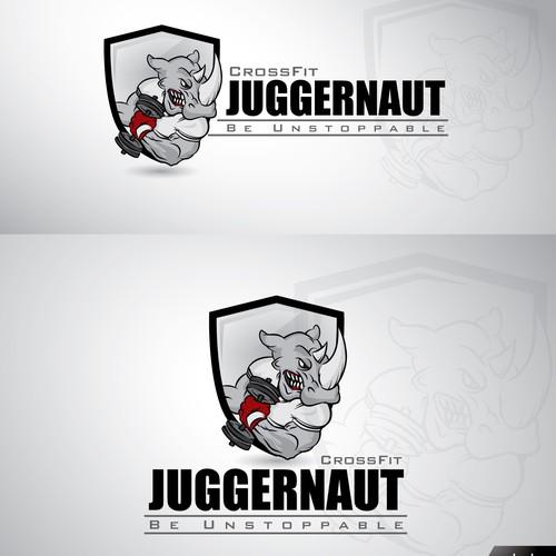CrossFit Juggernaut needs a new Mascot & Logo