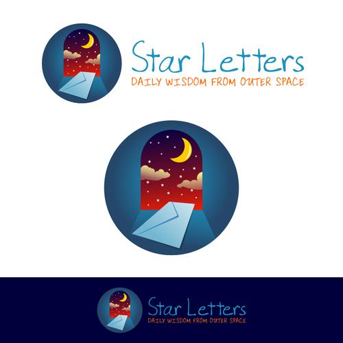 Star Letters Logo