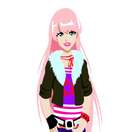 illustration for Diva Darling