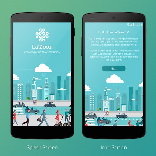 Design the App that is going to revolutionize transportation