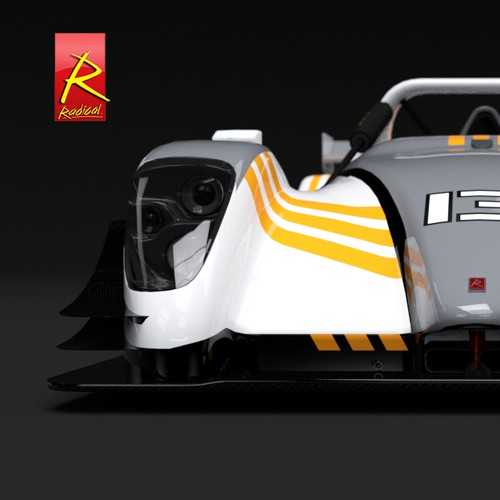 Radical SR3 Custom Paint
