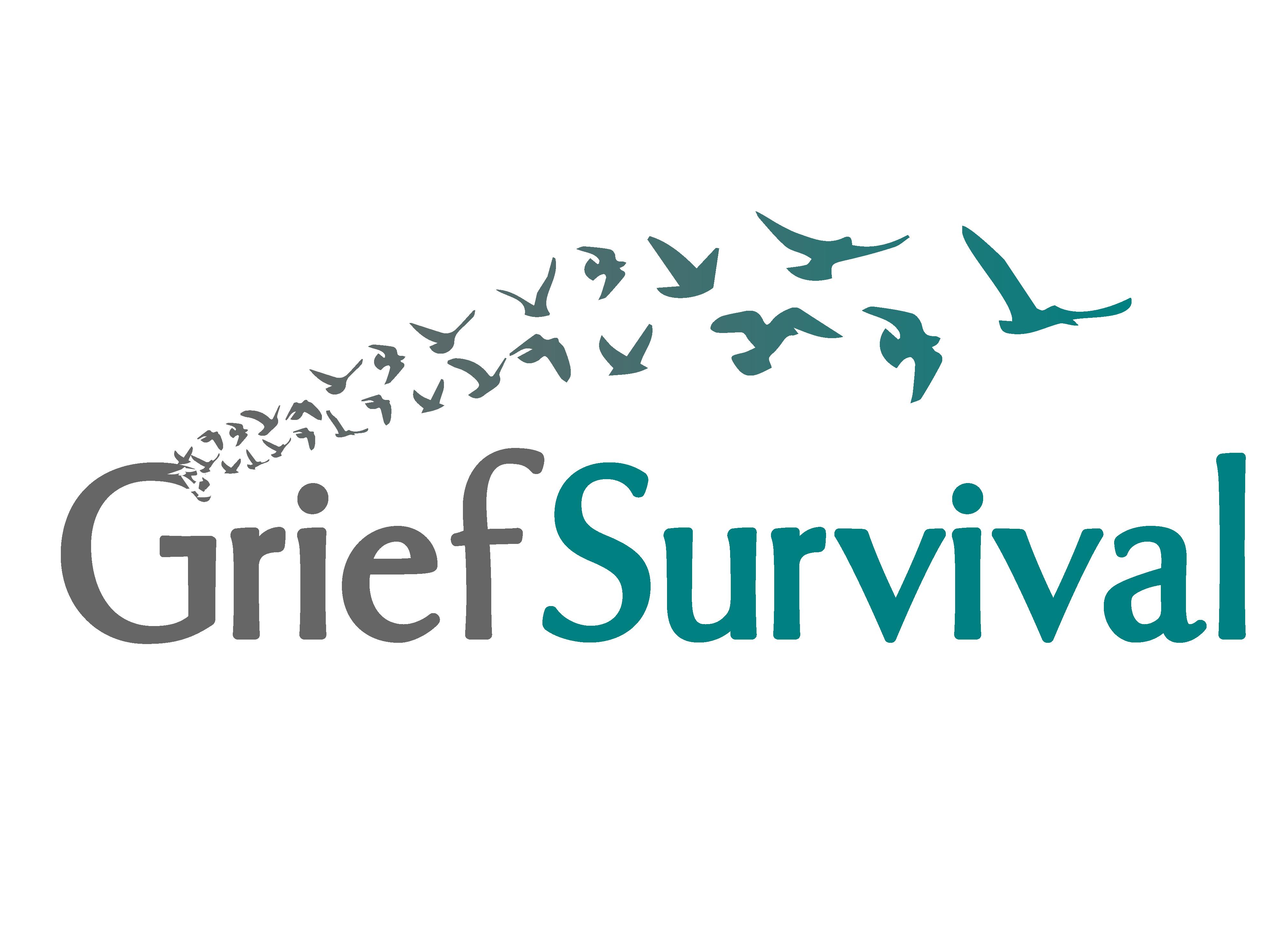 New logo - Grief Survival
