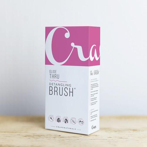 Brush packaging design