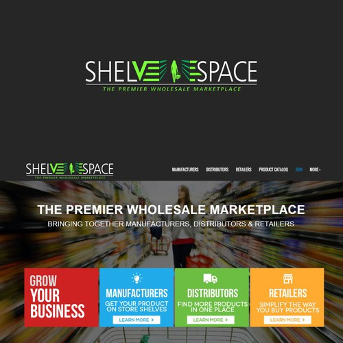New logo wanted for Shelvspace
