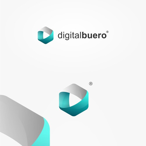 Professional logo design for digital marketing agency based in Austria