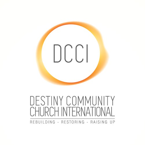 Modern Logo for Church